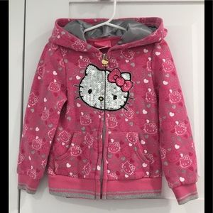 HELLO KITTY by SANRIO Hoodie